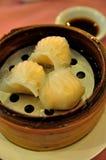Boulette de crevette (Har-Gow) Photo libre de droits