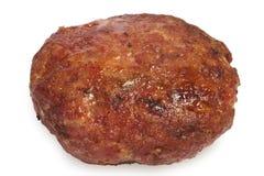 Boulette de viande frite photographie stock libre de droits
