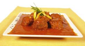 Boulettes de viande Images stock