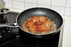 Boulettes de viande. Photographie stock