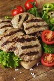 Boulettes de viande de boeuf Image stock