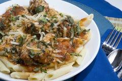 Boulettes de viande grecques Image libre de droits