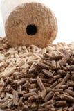 Boulettes de Wheatfeed image libre de droits