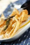 Boulettes frites chinoises photos stock
