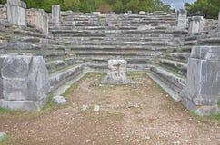 Bouleuterion Stock Photography