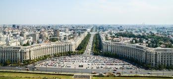 "Boulevard ""Unirii"" lizenzfreie stockfotografie"