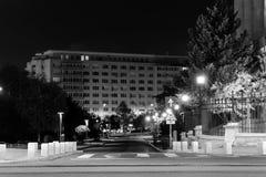 Boulevard Calea Victoriei Stockfotografie