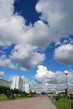 Boulevard de Sun Photographie stock libre de droits