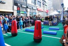 Boulevard de Super Bowl - New York City Image libre de droits
