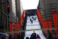 Boulevard de Super Bowl - New York City Photo stock