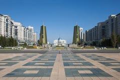 Boulevard di Nurzhol immagine stock