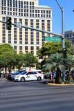 boulevard Las Vegas Royaltyfri Foto