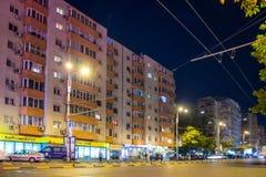 Boulevard Mosilor Royaltyfria Bilder
