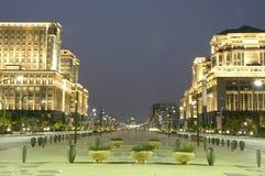 boulevard putrajaya Arkivbilder