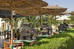 Boulevard in Sharm el-Sheikh. Egypt.  Royalty Free Stock Photography