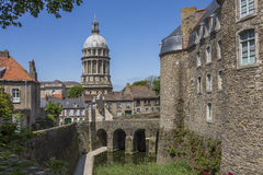 Boulogne - France Royalty Free Stock Images