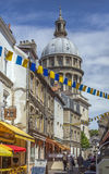 Boulogne sur Mer - France Royalty Free Stock Photography