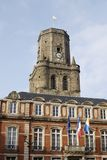 Boulogne town hall. Pas de Calais. France Royalty Free Stock Photography