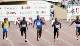 Boulon Usain Photo stock