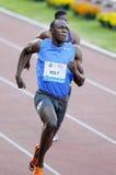Boulon Usain Photo libre de droits