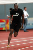 Boulon Usain Images stock