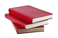 Bound journals Stock Photo