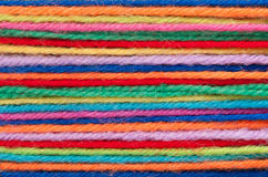 The bound strings for knitting Stock Photos