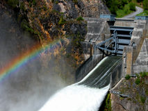 Boundary Dam - Washington Stock Photos