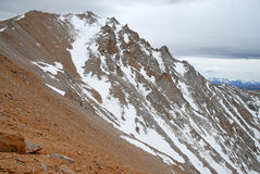 Boundary Peak, Nevada, USA. State high point Royalty Free Stock Image