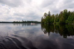 Boundary Waters Canoeing Royalty Free Stock Photo