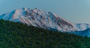 Boundry Peak Nevada Stock Images