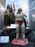 Bounty hunter Boba Fett in Star wars Royalty Free Stock Images
