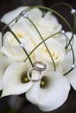Bouqet do casamento Imagens de Stock