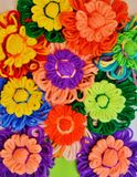 Bouqette των λουλουδιών Στοκ εικόνες με δικαίωμα ελεύθερης χρήσης