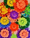 Bouqette av blommor Royaltyfria Bilder