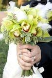 bouque婚礼 库存图片