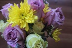 Bouque da flor Fotos de Stock Royalty Free