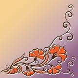 Bouque de la flor Imagen de archivo