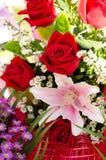 Bouque del fiore Immagine Stock