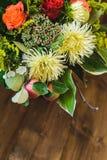 Bouquet étonnant d'automne images stock