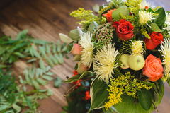 Bouquet étonnant d'automne image libre de droits