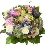 Bouquet 2 de mariage Photographie stock libre de droits