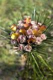 Bouquet 2 de mariage Image libre de droits