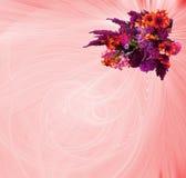 Bouquet automnal Image libre de droits