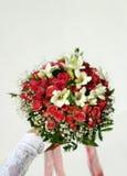Bouquet avec des bandes Photographie stock