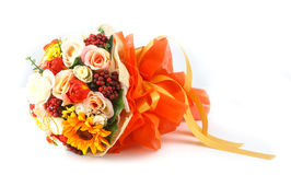 Bouquet of beautiful flowers Royalty Free Stock Photo