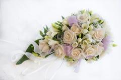 Bouquet of bride Stock Photos