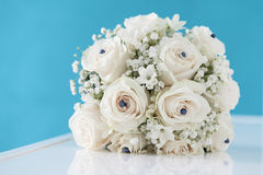 Bouquet of bride Royalty Free Stock Image