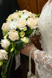 Bouquet of the bride Stock Images