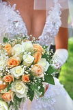 Bouquet of bride Stock Photo